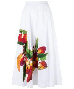 Isolda   Mangoand A-Line Skirt