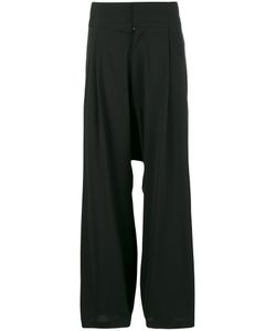Y-3 | Drop-Crotch Loose Trousers Size Xs
