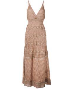 M Missoni | Zig-Zag Detail Dress