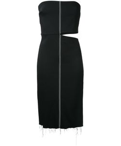 Bassike | Stretch Crepe Strapless Dress