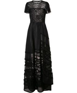 Jason Wu | Lace Insert Gown 6 Silk Organza