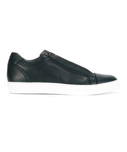 Brioni   Lace Up Trainers 7