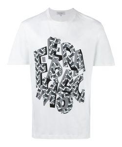 Salvatore Ferragamo | Letter Print T-Shirt