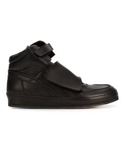 Hender Scheme | Hook Loop Strap Hi-Top Sneakers 10.5