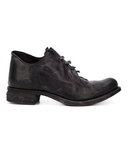 A Diciannoveventitre | Distressed Lace-Up Shoes