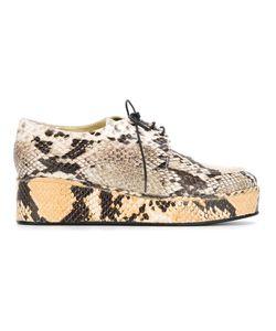 Amélie Pichard | Colette Lace-Up Shoes