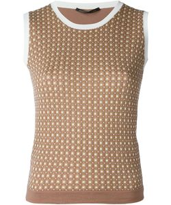 Agnona | Knitted Sleeveless Top