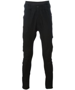 Cedric Jacquemyn | Low Pockets Tapered Trousers