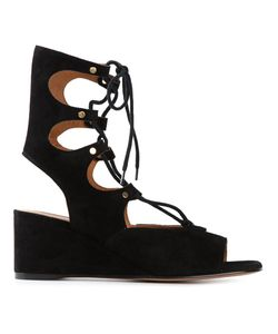 Chloé | Foster Wedge Sandals 39