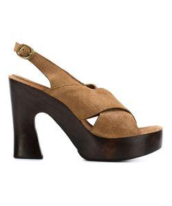 Calleen Cordero | Lamora Crisscross Sandals