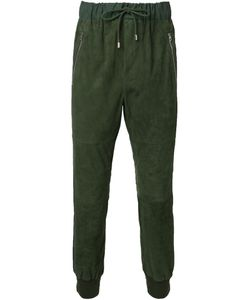Umit Benan | Cuffed Tapered Trousers