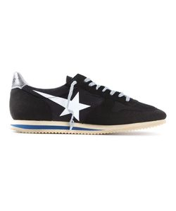 Haus | Star Print Retro Sneakers