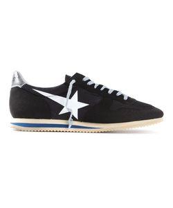 Haus | Star Print Retro Sneakers
