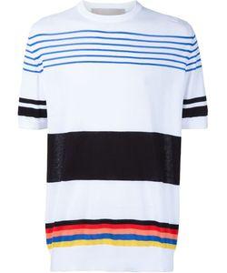 Casely-Hayford | Multi Stripe Norman T-Shirt