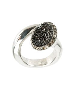 Rosa Maria | Cognac Diamonds Ring