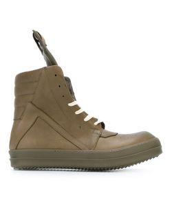 Rick Owens | Geobasket Hi-Top Sneakers 40
