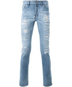 Hl Heddie Lovu   Distressed Skinny Jeans
