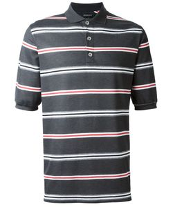 Kris Van Assche | Striped Polo Shirt