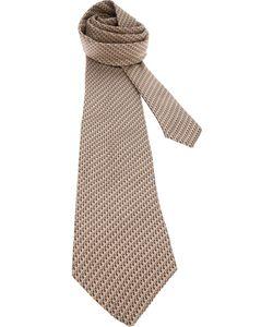 Christian Dior Vintage   Logo Tie
