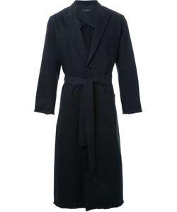 Dressedundressed | Peaked Lapels Long Coat