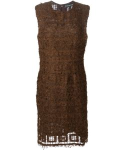 Jean Louis Scherrer Vintage | Feather-Knit Dress