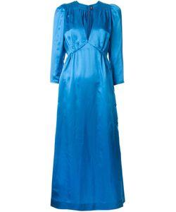 Emanuel Ungaro Vintage   V-Neck Dress