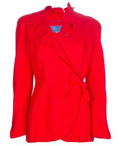 Thierry Mugler Vintage | Scalloped Lapel Blazer