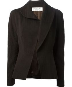 Christian Dior Vintage   Jacquard Jacket