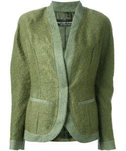Jean Louis Scherrer Vintage | Flannel Jacket