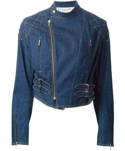 Christian Dior Vintage | Denim Biker Jacket