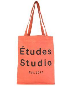 Études Studio | Large Logo Print Shopper