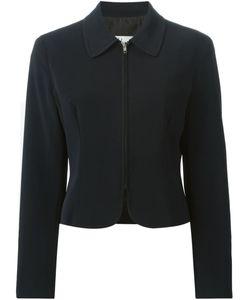 Moschino Vintage | Front Zip Fastening Jacket