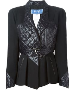 Thierry Mugler Vintage | Quilted Panel Jacket