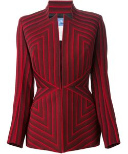 Thierry Mugler Vintage | Striped Jacket