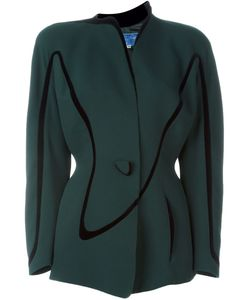Thierry Mugler Vintage | Single Button Blazer