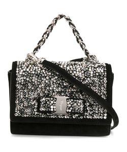 Salvatore Ferragamo | Embellished Ginny Crossbody Bag