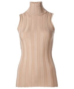Derek Lam | Ribbed Roll Neck Top