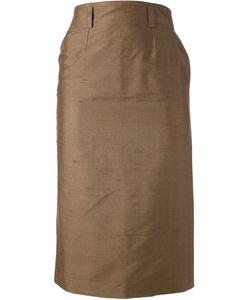Jean Louis Scherrer Vintage | 80s Skirt