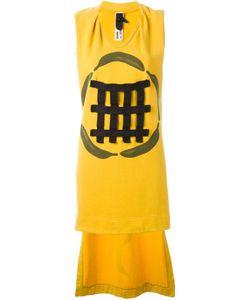 Bernhard Willhelm | Bananas Draped Rear Dress