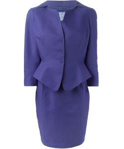 Thierry Mugler Vintage | Classic Two Piece Suit