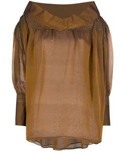 Gianfranco Ferre Vintage | Oversized Blouse