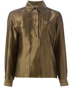 Jean Louis Scherrer Vintage | Striped Shirt
