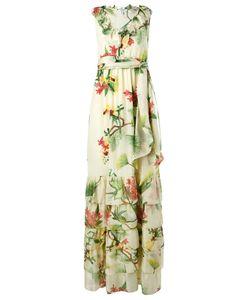 Isolda | Print Silk Dress
