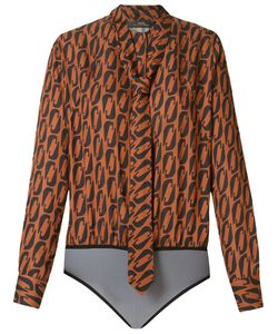 Andrea Marques | Tie Detail Printed Body 42