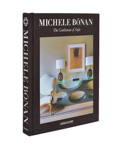 Assouline | Michele Bönan The Gentleman Of Style Book