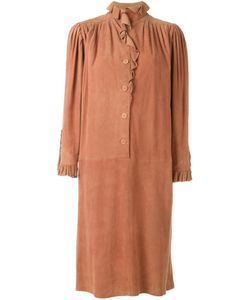 Emanuel Ungaro Vintage   Ruffled Dress
