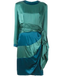 Jean Louis Scherrer Vintage | Draped Panel Dress