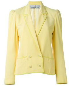 Jean Louis Scherrer Vintage | Double Breasted Blazer