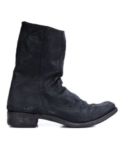 A Diciannoveventitre | Double Zipper Boots 45