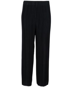 Tome | Pleated Cropped Trousers